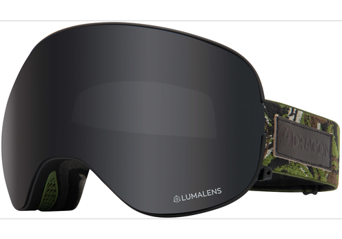 DRAGON ALLIANCE X2-Icon Camo Lumalens Goggle