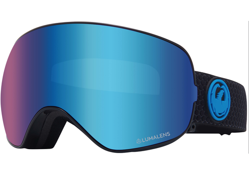 DRAGON ALLIANCE X2S Split Lumalens Goggle