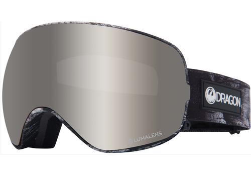 DRAGON ALLIANCE X2S Torn Birch Lumalens Goggle