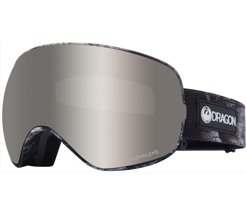 X2S Torn Birch Lumalens Goggle