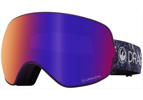 DRAGON ALLIANCE X2S Lavender Lumalens Goggle