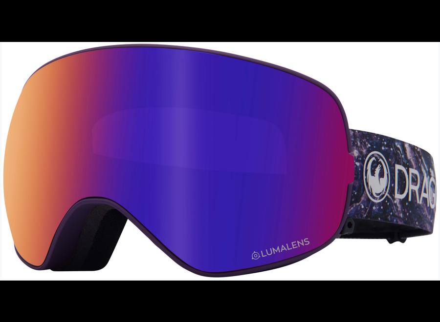 X2S Lavender Lumalens Goggle