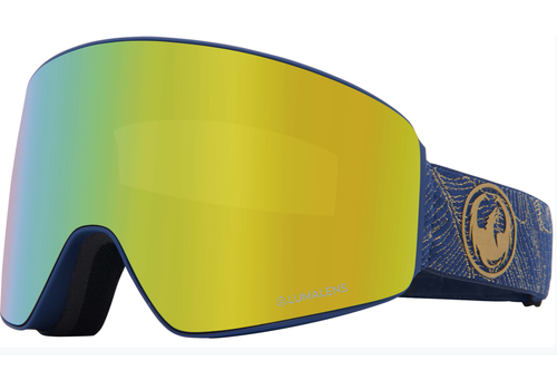 DRAGON ALLIANCE PXV Golden Palms Lumalens Goggle
