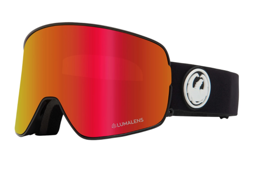 DRAGON ALLIANCE NfX2-Black Lumalens Goggle
