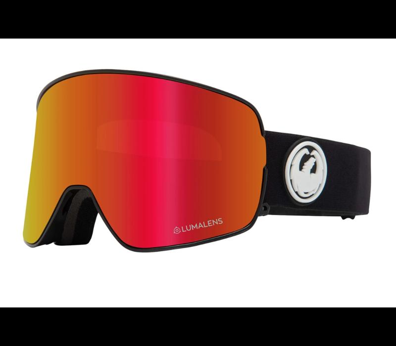 NfX2-Black Lumalens Goggle