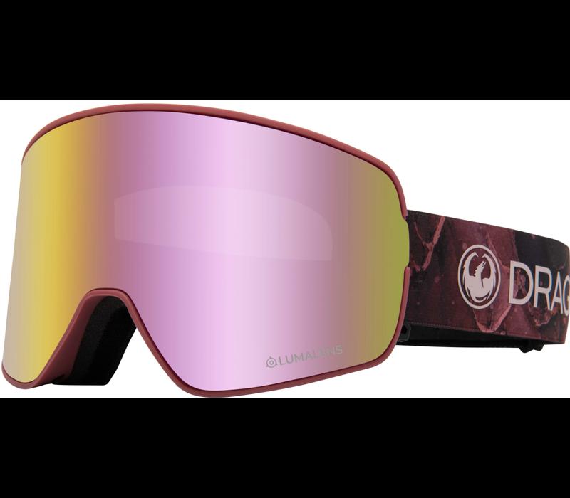 NfX2-Rose Lumalens Goggle
