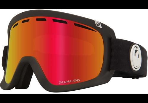 DRAGON ALLIANCE D1 OTG -Black Lumalens Goggle