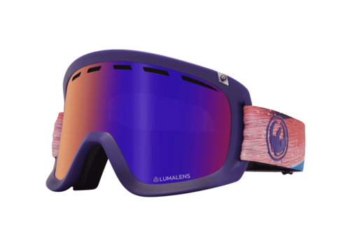 DRAGON ALLIANCE D1 OTG-Abstract Lumalens Goggle