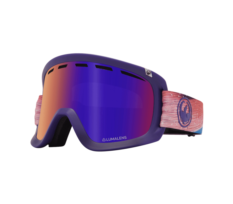 D1 OTG-Abstract Lumalens Goggle