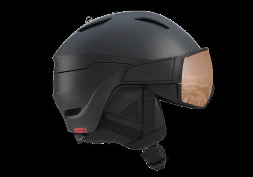 SALOMON Driver+ Visor Helmet Photochomic Lens