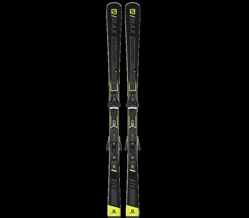 S/Max 10 Ski + Z12 GW Binding
