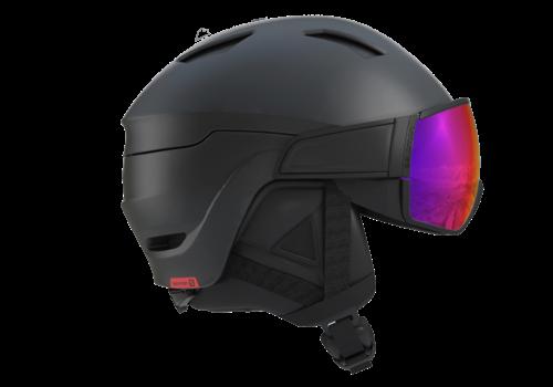 SALOMON Driver Visor Helmet + 2 Lenses Accent/Solar