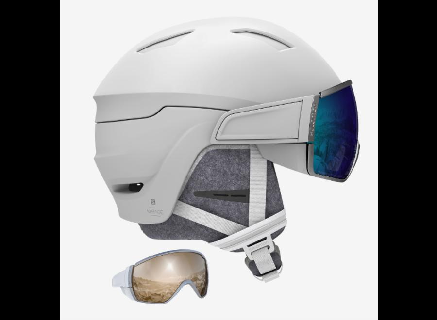 Mirage Visor Helmet
