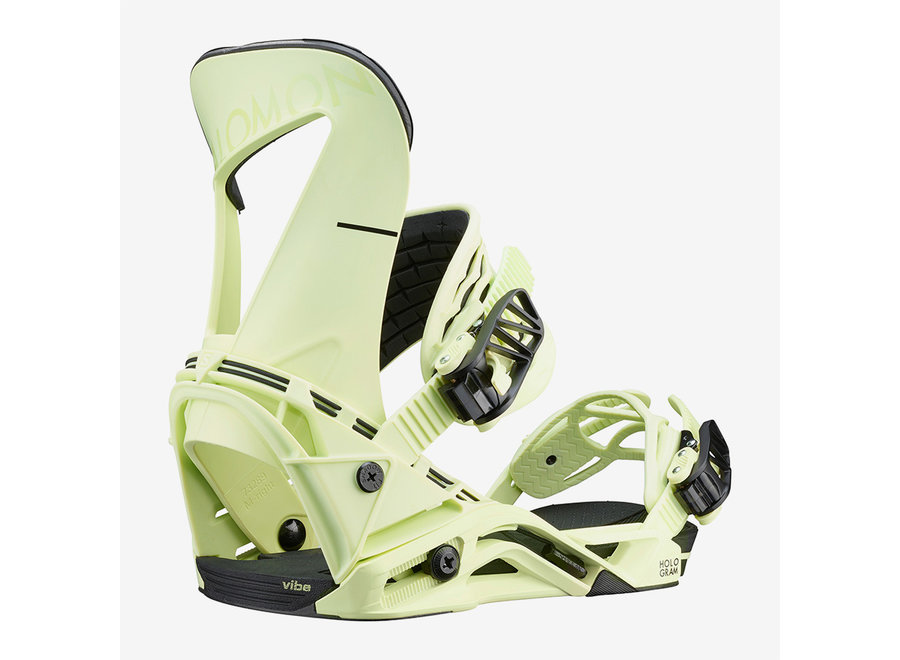 Salomon Hologram Binding