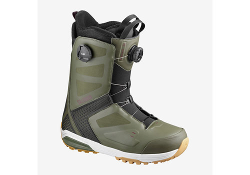 SALOMON Salmon Dialogue Focus Boa Snowboard Boots