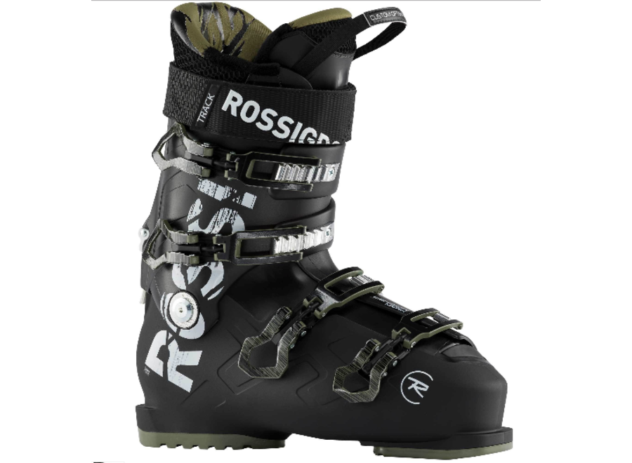 Track 110 Ski Boot - Black / Khaki
