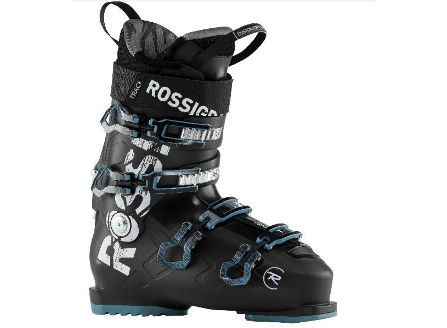 Track 130 Ski Boot - Black / Blue