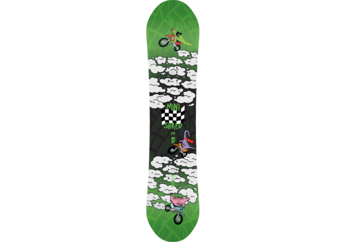 ROME SDS Mini Shred Snowboard + Binding Set