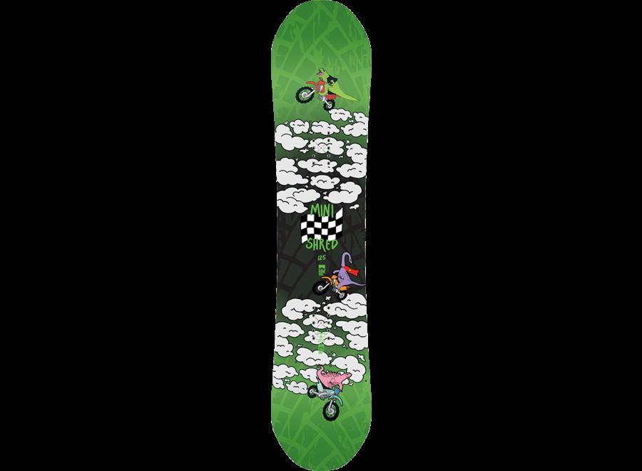 Mini Shred Snowboard + Binding Set