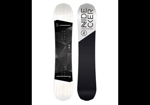 NIDECKER SNOWBOARDS Micron Sensor Youth Snowboard