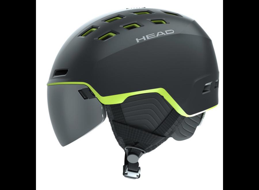 Radar Visor Ski Helmet Men's