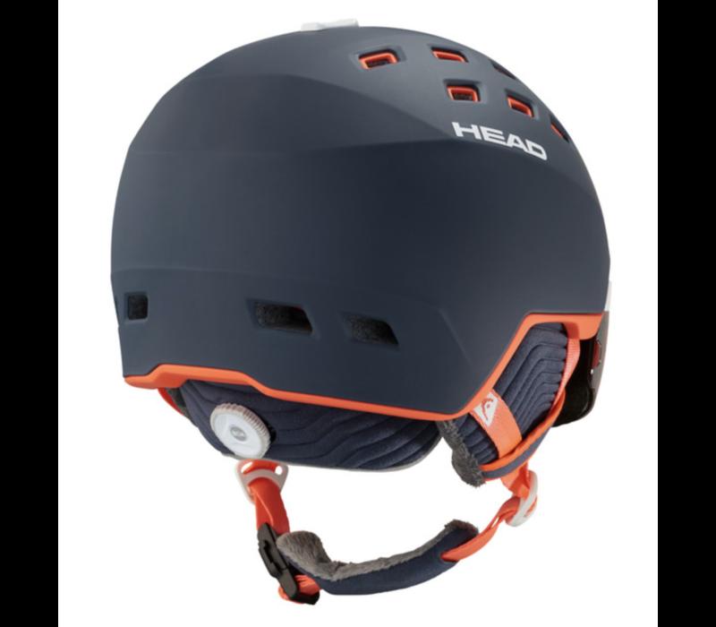 Rachel Visor Ski Helmet Women's