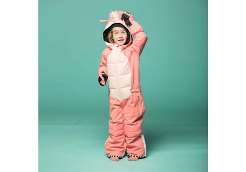 WEEDO Unicorn Kids Ski Suit