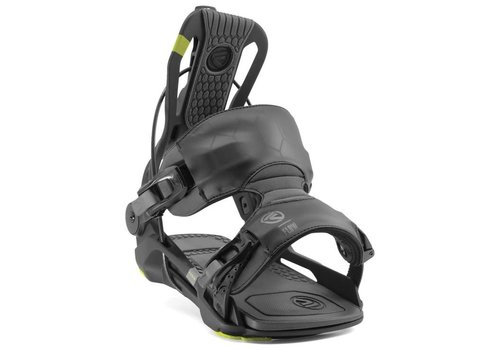 FLOW BINDINGS Flow Fenix Snowboard Binding Black
