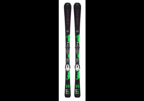 HEAD SKI V-Shape V4 XL LYT Ski + PR 11 GripWalk Binding