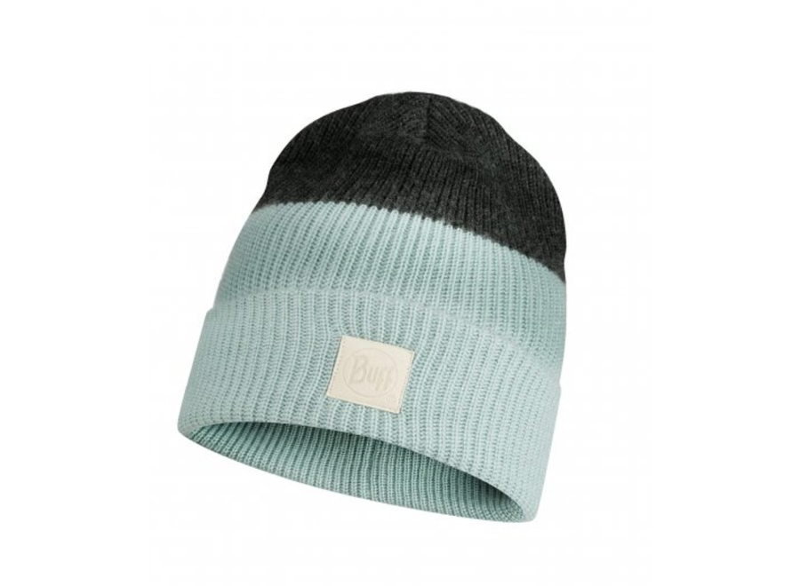 Yulia Knitted Hat - Sea
