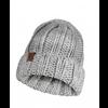 BUFF Vanya Knitted Hat - Melange Grey