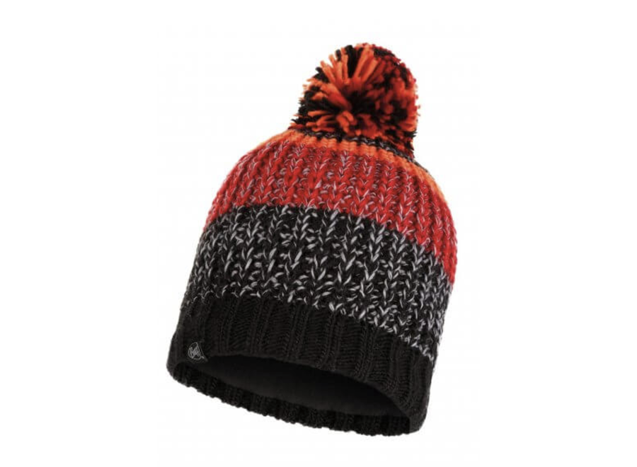 Stig Knitted Hat - Black