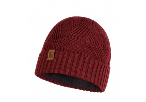 BUFF Artur Knitted Hat - Maroon