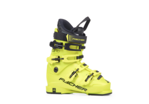 FISCHER SPORTS RC4 70 JR Ski Boot Yellow