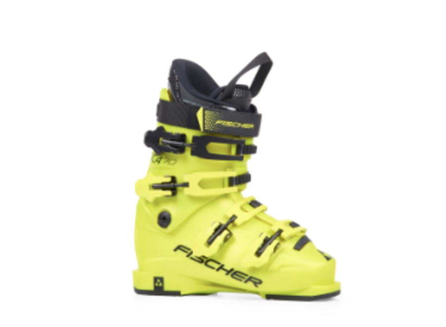 RC4 70 JR Ski Boot Yellow