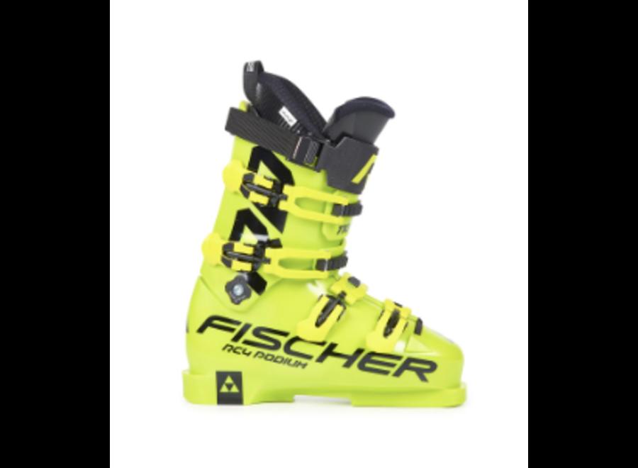 RC4 Podium RD 110 Ski Boot Yellow