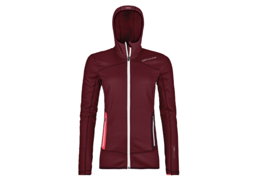 ORTOVOX Fleece Hoody Women's