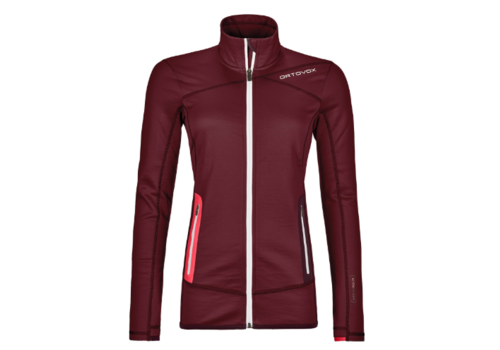 ORTOVOX Fleece Jacket Women's