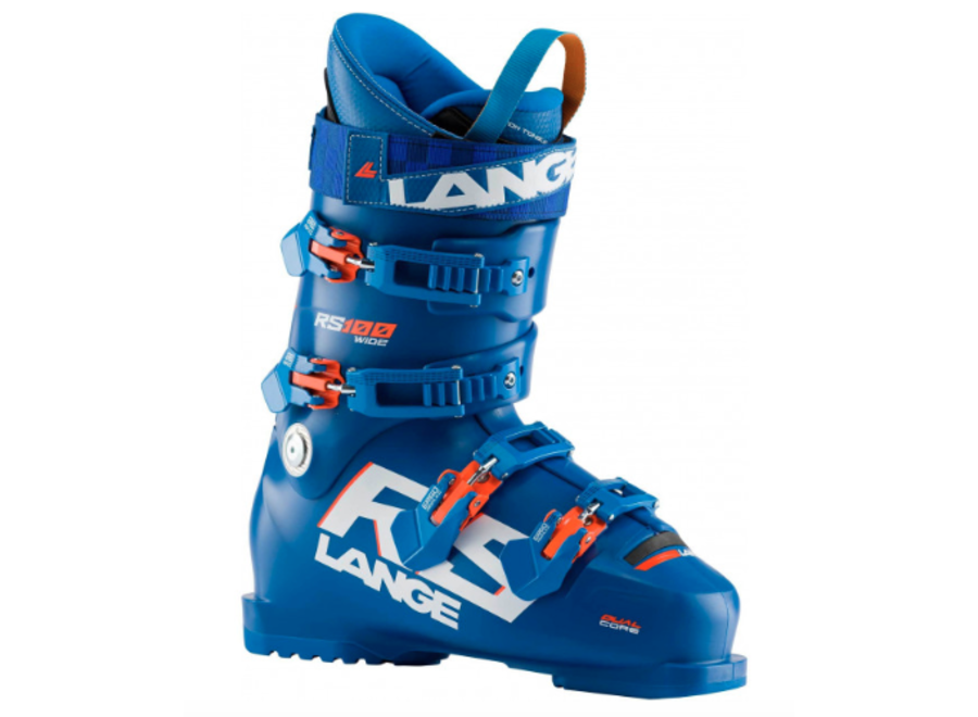 RS 100 Wide Ski Boot Race