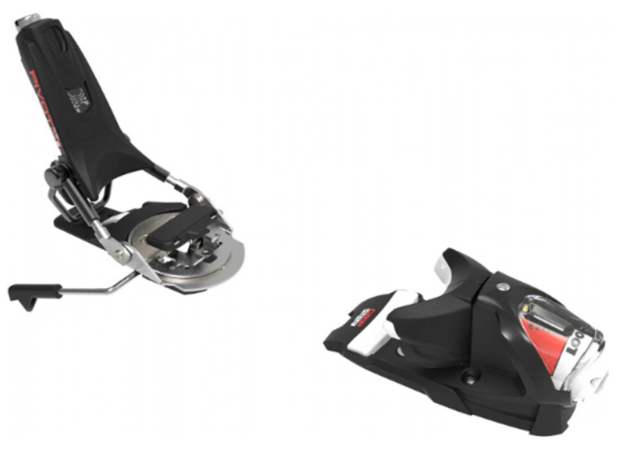 LOOK BINDINGS Pivot 12 GW Black Icon Ski Binding