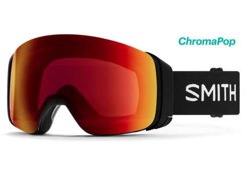 SMITH OPTICS 4D Mag Goggle Black