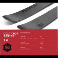Faction Dictator 2.0 Ski