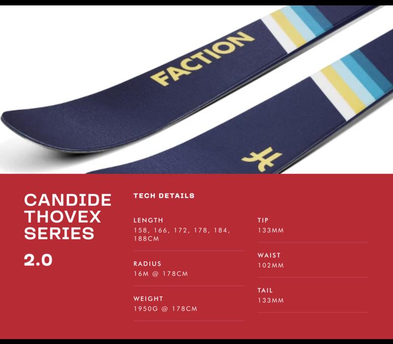 Candide 2.0 Ski