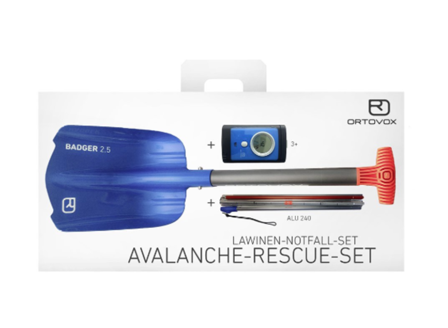 Avalanche Rescue Set 3+