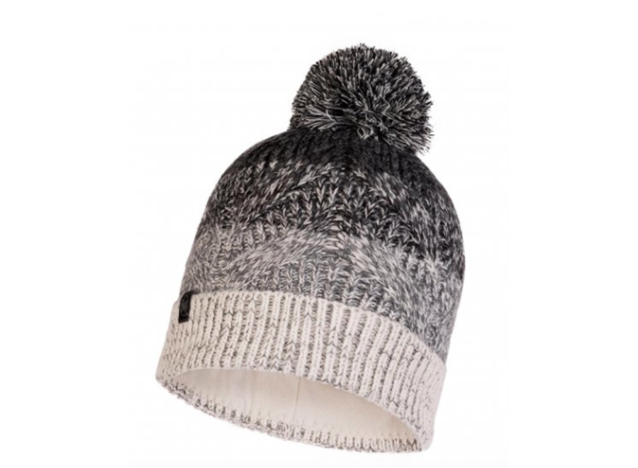 Masha Knitted Hat - Grey