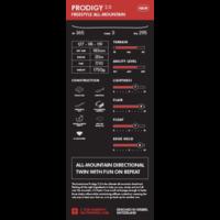 Prodigy 2.0 Ski