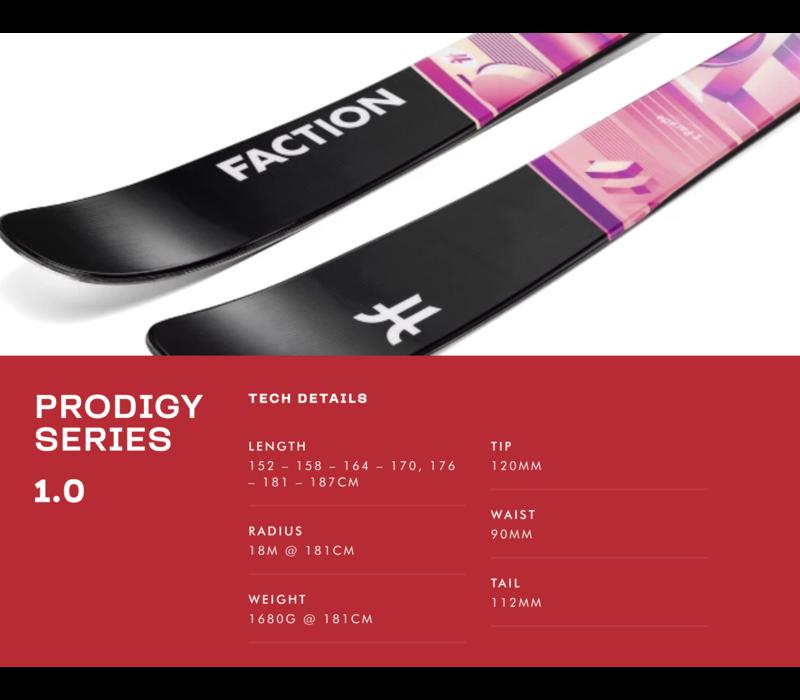 Prodigy 1.0 Ski