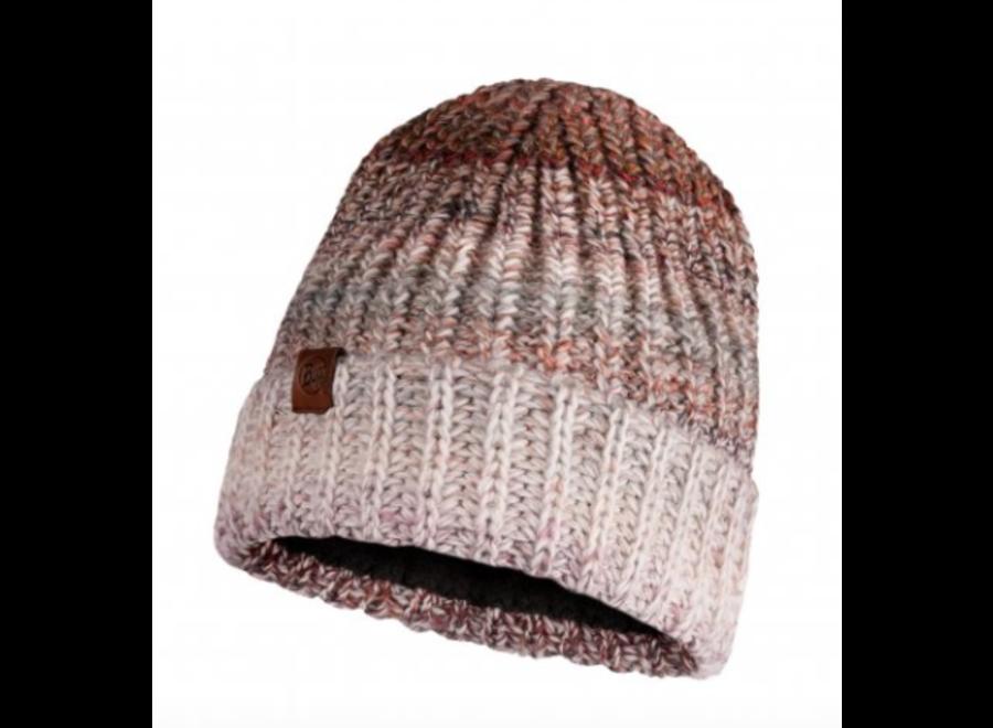 Olya Knitted Hat - Grey