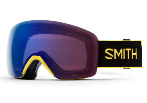 SMITH OPTICS Skyline  Photochromic Goggle Yellow