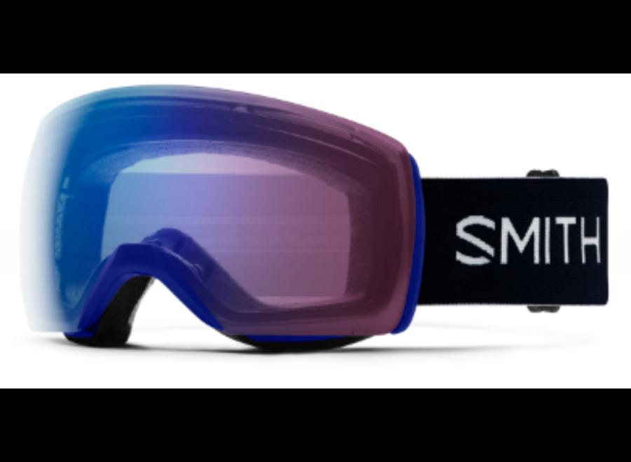 Skyline XL Photochromic Goggle Klein Blue